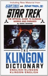 Okrand, Mark - The Klingon Dictionary