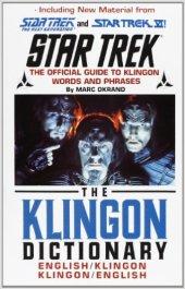 Okrand, Mark - The Klingon Dictionary