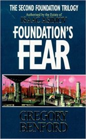Benford, Gregory - Foundation's Fear