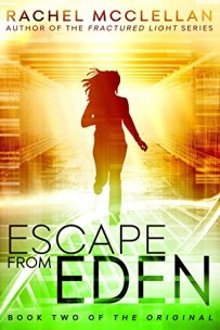 Escape From Eden Image