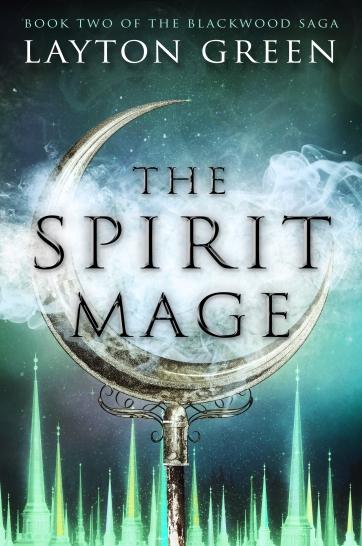 Green, Layron - Spirit mage