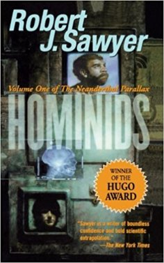 Sawyer, Robert J. - Hominids