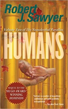 Sawyer, Robert J. - Humans
